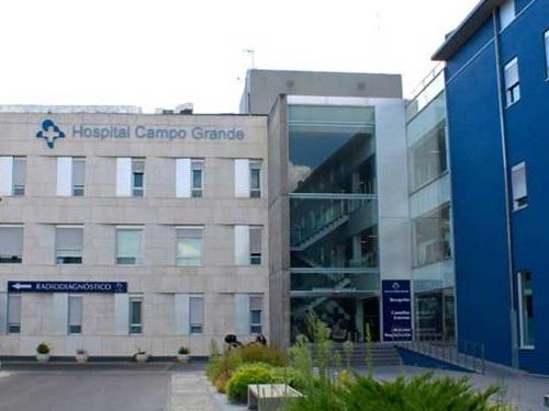 Hospital Recoletas Campo Grande Valladolid