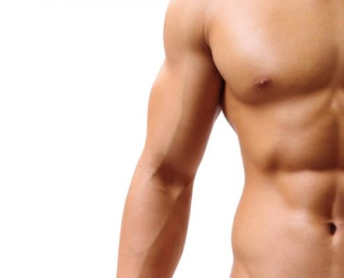 Cirugía de la ginecomastia para la reducción de pecho en hombres