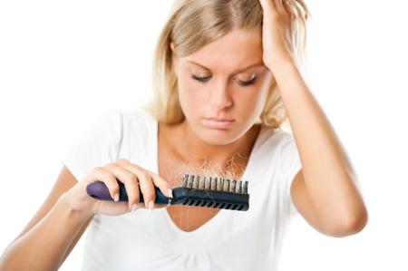 Regeneración del cabello perdido