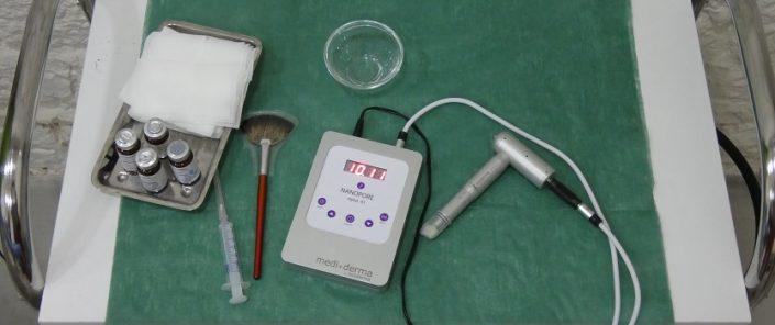 Nanopore-Induccion Colageno