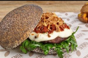 La Pepita Burguer Salamanca hamburgesas saludables